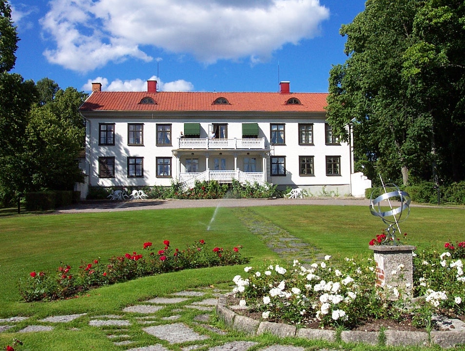 Björkborn, Alfred Nobel's country house