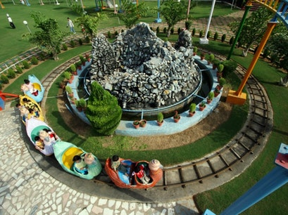 Aapno Ghar Amusement Park Gurugram  India