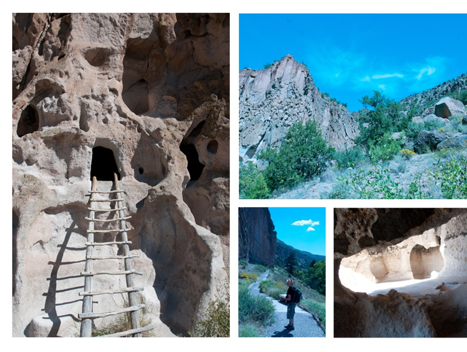 Bandelier National Monument, New Mexico Los Alamos New Mexico United States