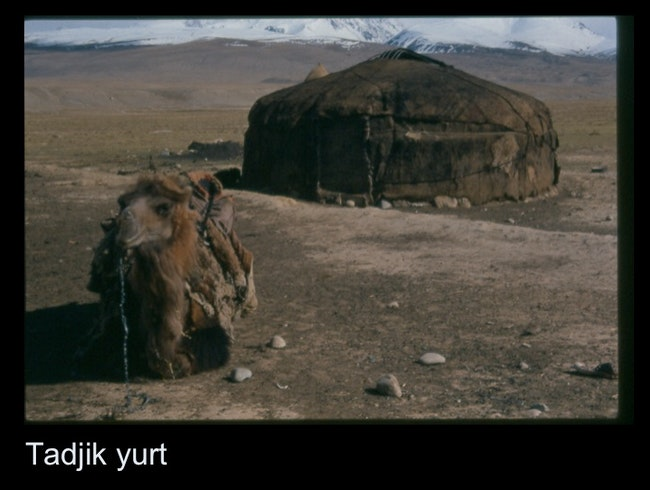 Vestiges of The Silk Road