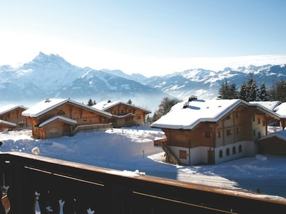 Chalet RoyAlp Ollon  Switzerland