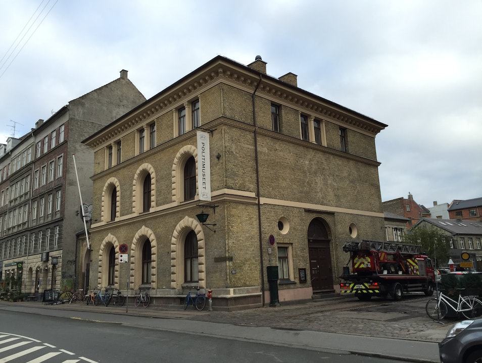 The Museum of Police History