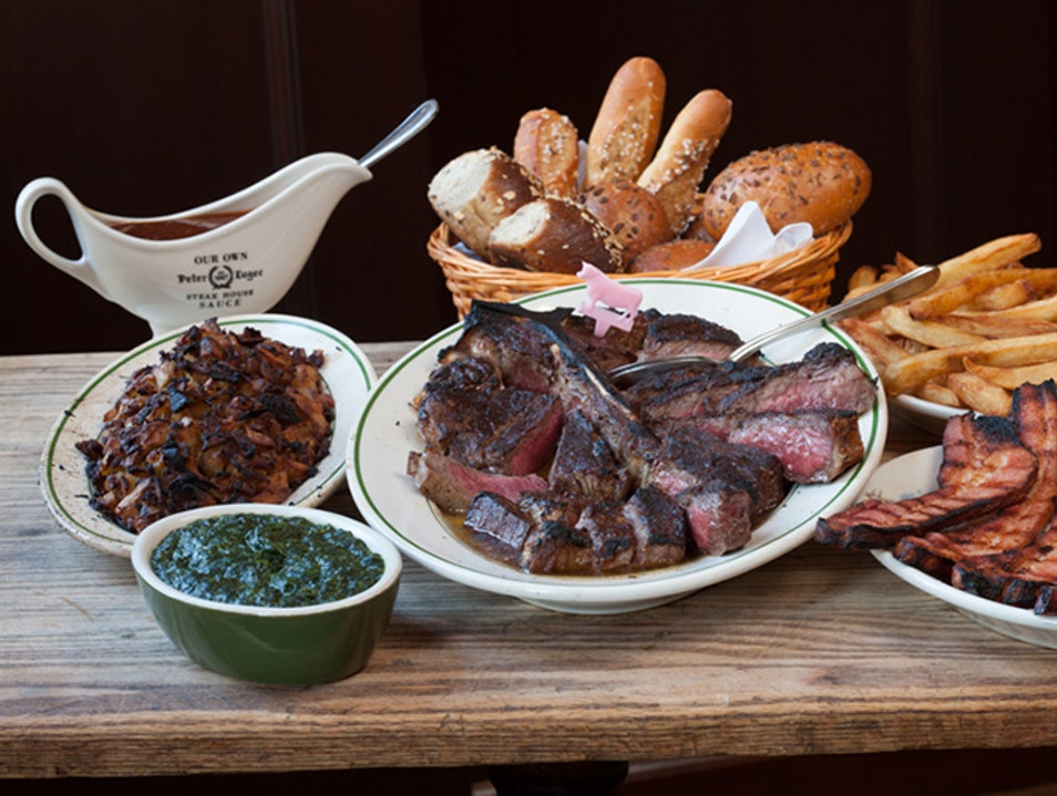 Peter Luger Steak House New York New York United States
