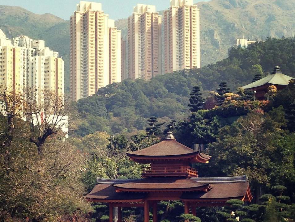 Finding Tranquility in the Heart of Kowloon Diamond Hill  Hong Kong