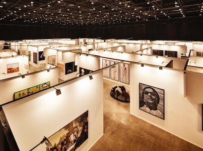 Art Dubai International Fair Dubai  United Arab Emirates