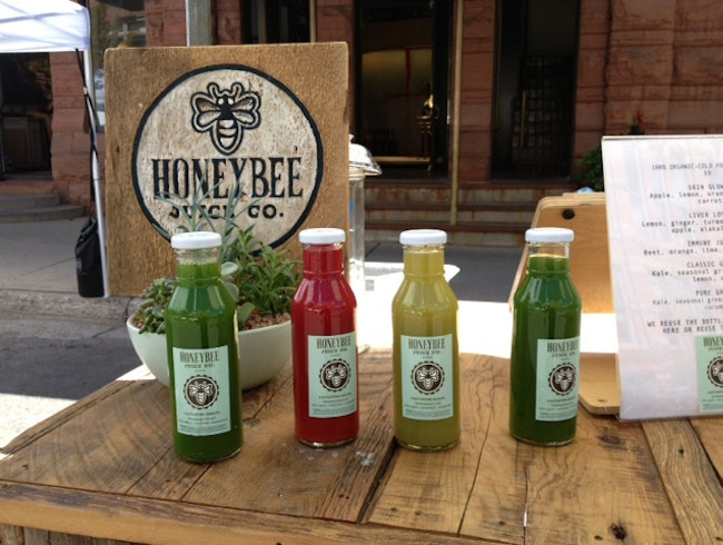 The Heathy Choice Juice Bar