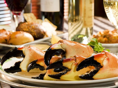 Joe's Stone Crab Miami Beach Florida United States