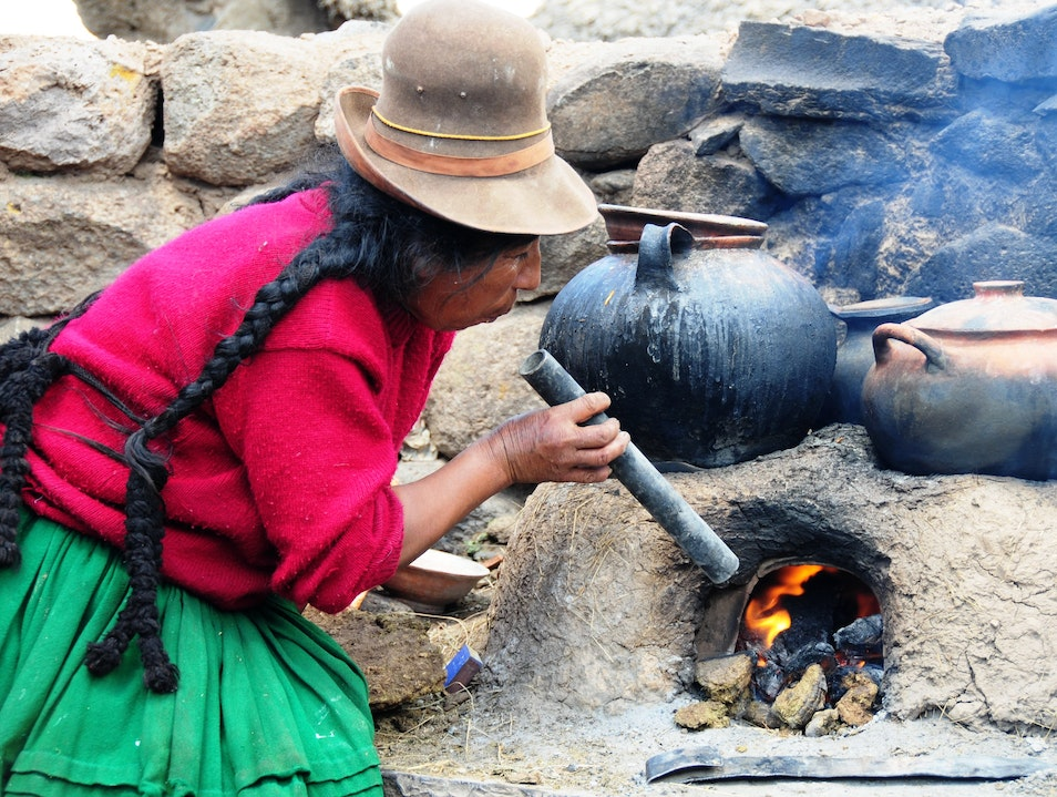 Learn How to Cook the Peruvian Way Lampa  Peru