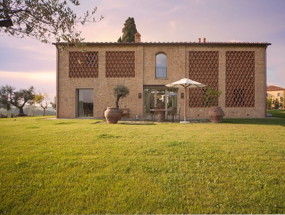Castelfalfi: A Tuscan Retreat for Foodies Castelfalfi  Italy