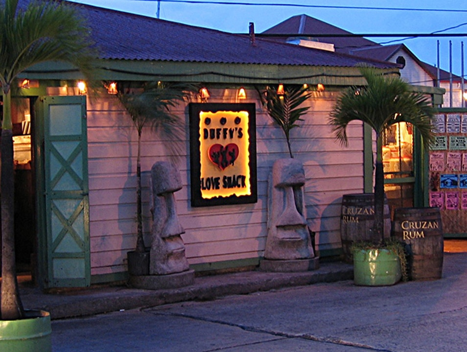 Duffy's Love Shack, St. Thomas East End  United States Virgin Islands
