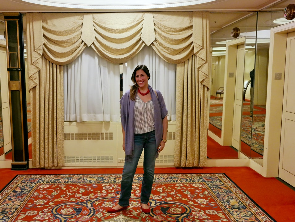 24 Hours: Staying at the Waldorf Astoria