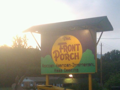 Front Porch Mexican Restaurant Newport Tennessee United States