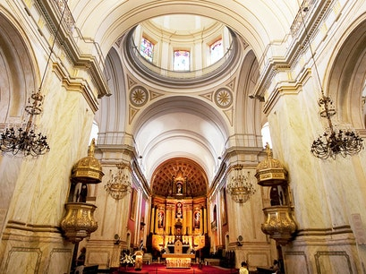 Cathedral Montevideo  Uruguay