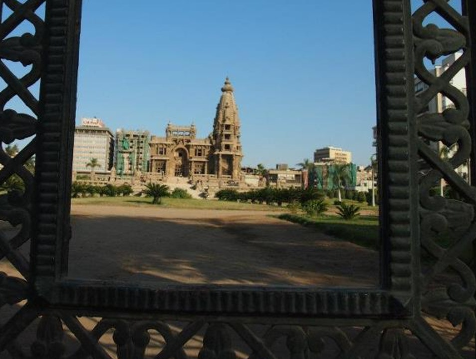 The Wonders of Baron's Palace Cairo  Egypt