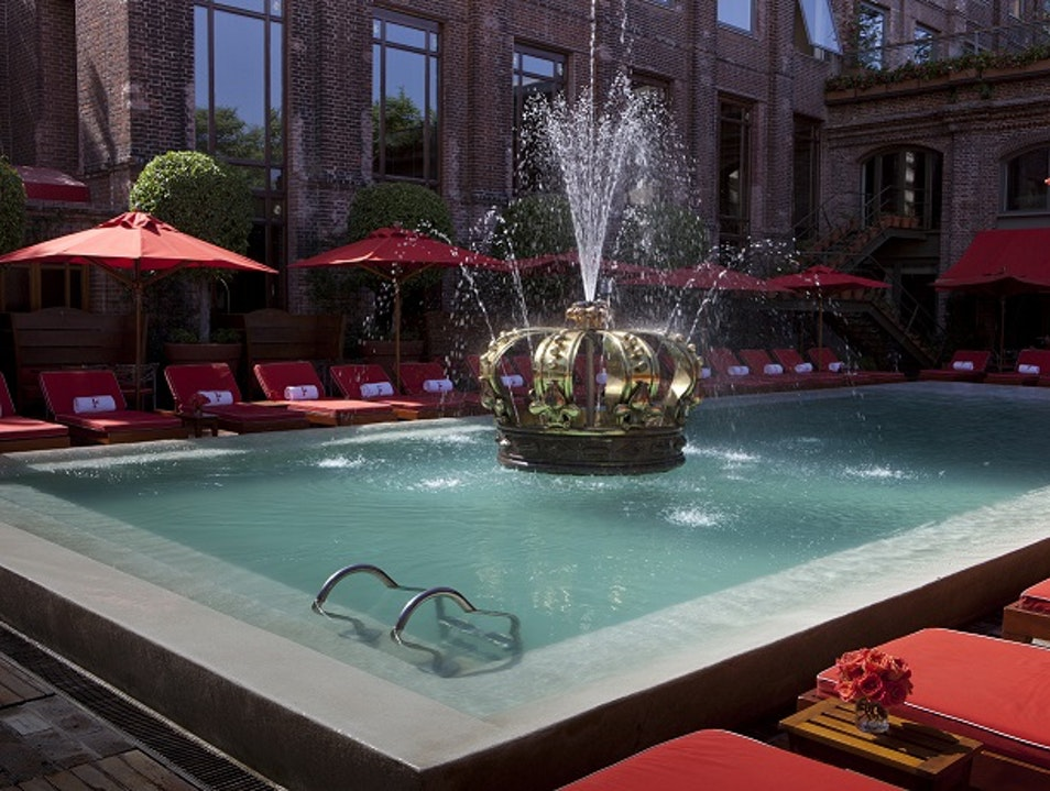 Hippest New Year's Venue In Buenos Aires: Faena Hotel      Cmb  Argentina