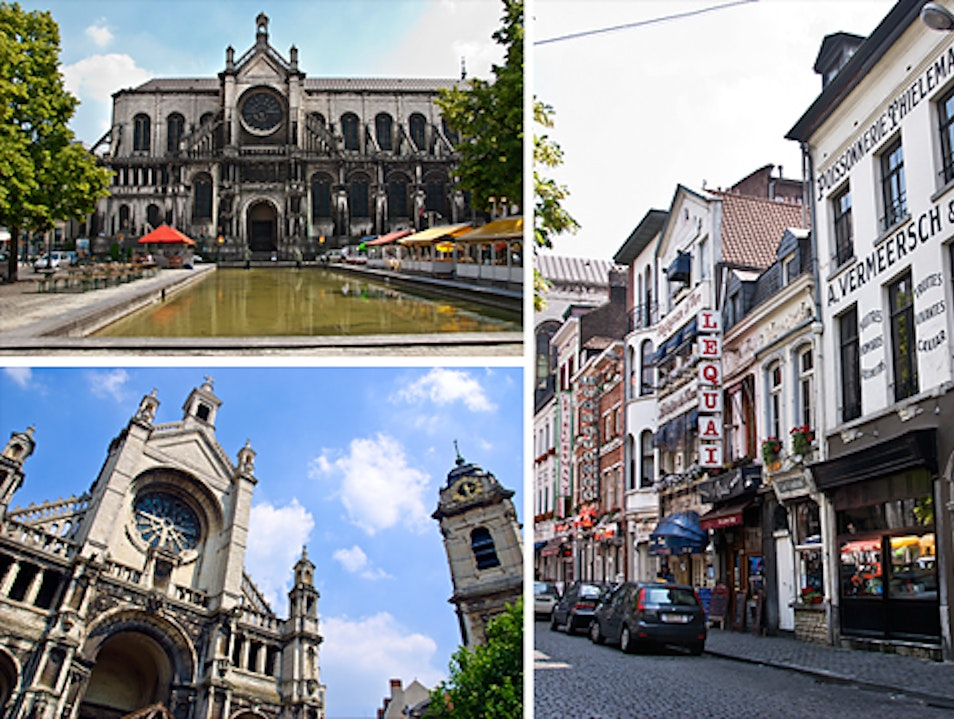 Excellent Free Tours of Brussels with Passionate Locals Brussels  Belgium