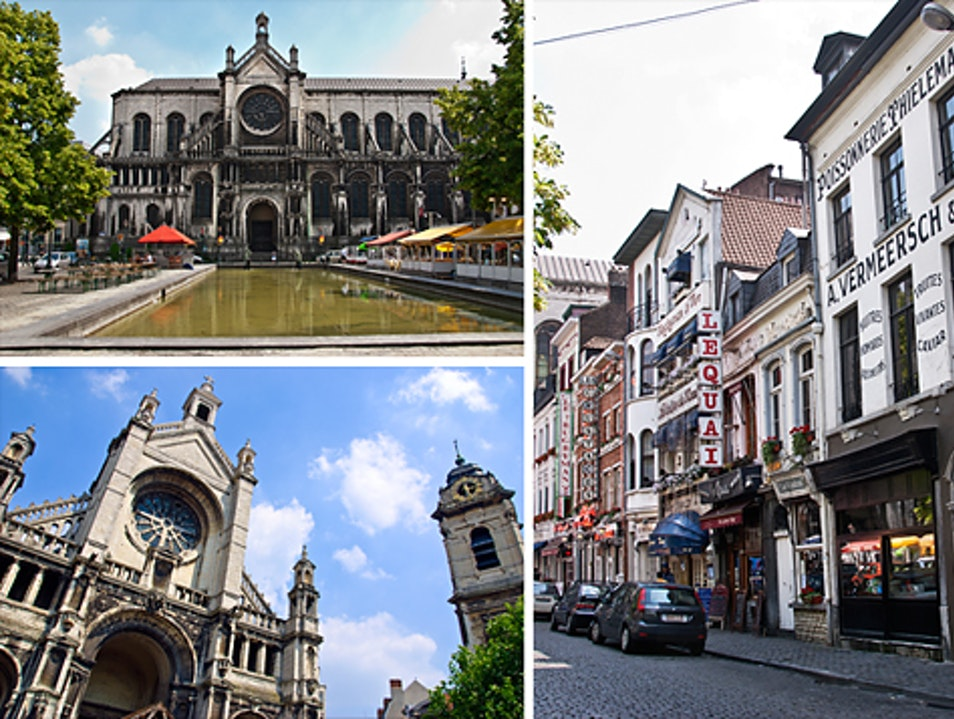 Excellent Free Tours of Brussels with Passionate Locals