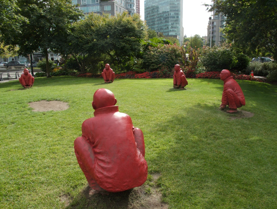 Art Installations Everywhere You Look in Vancouver