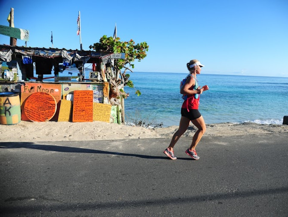 Run The Tortola Torture Leonards  British Virgin Islands