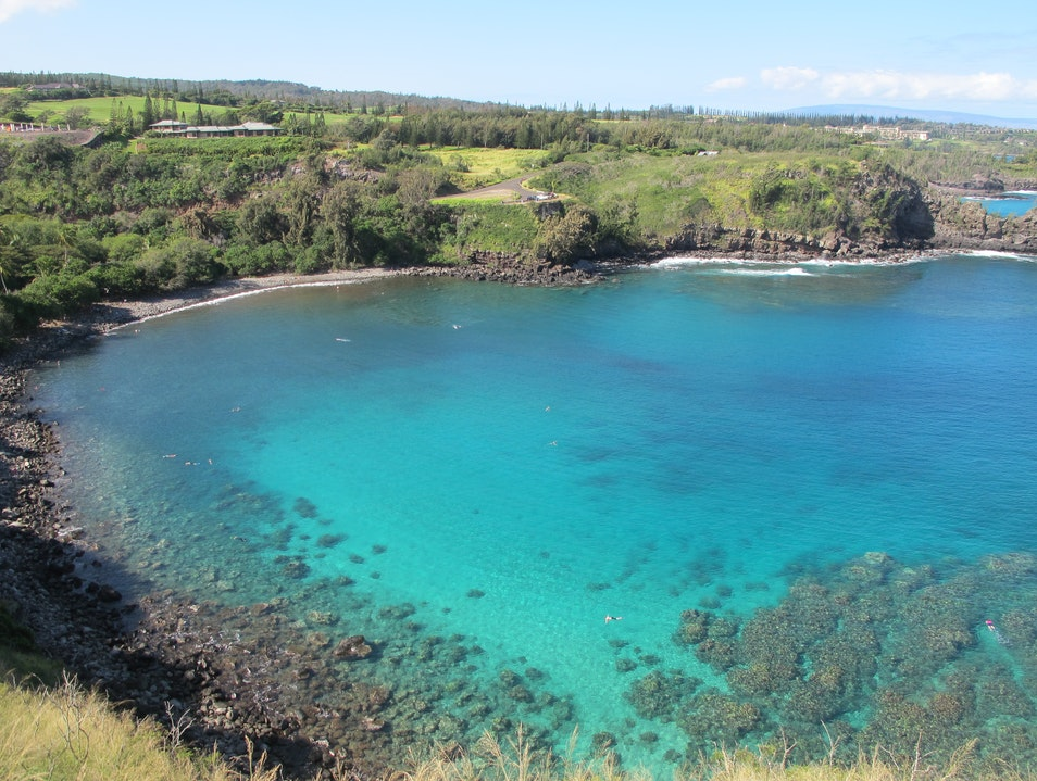 Snorkel the Waters of Honolua Bay Lahaina Hawaii United States