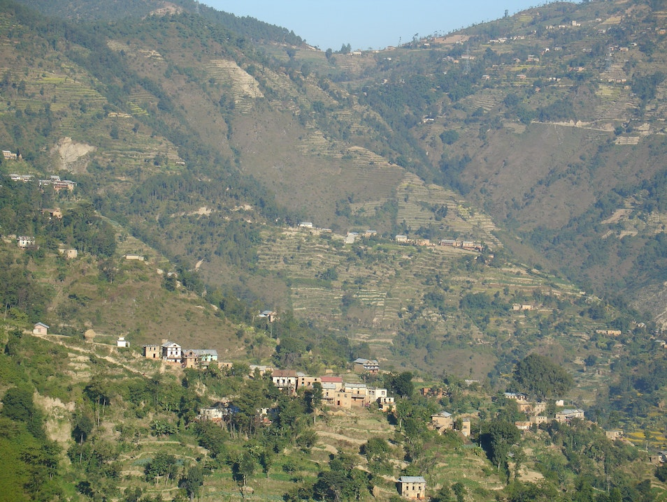 Let the Himalayas Heal You in Nepal Dhulikhel  Nepal