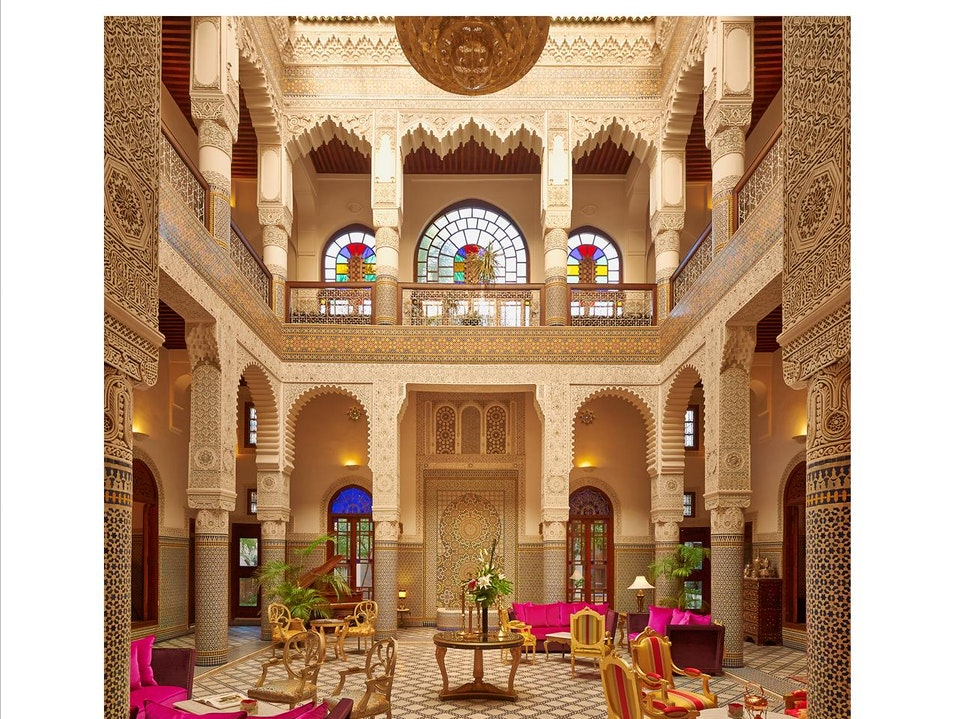 Luxury Boutique Hotel In Morocco Fes  Morocco