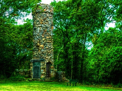 Norumbega Tower Weston Massachusetts United States