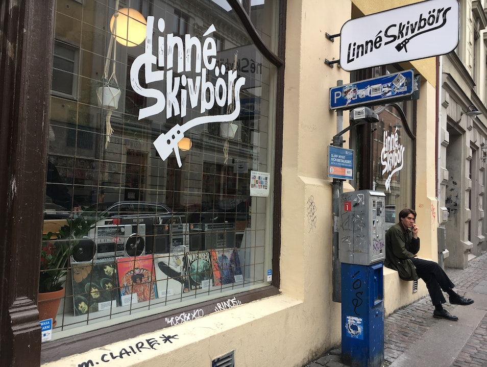 Vinyl Heaven Gothenburg  Sweden