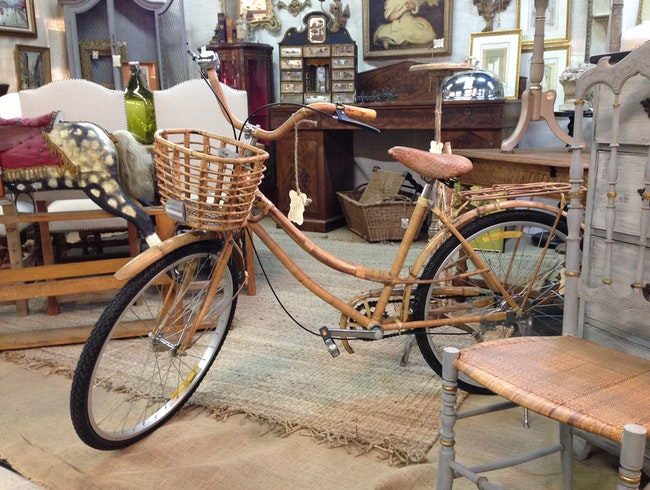 Walk Through Houston's Past at Chippendale Eastlake Antiques