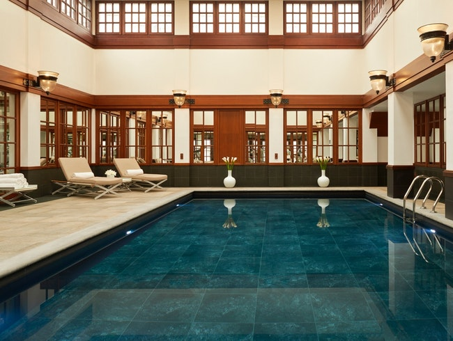 Take Advantage of Beauty & Fitness at The Savoy