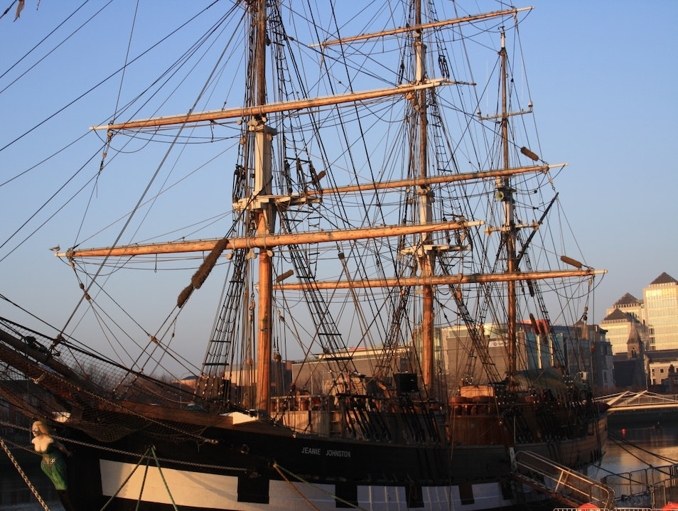 Discover What Life was Like Aboard the Jeanie Johnston