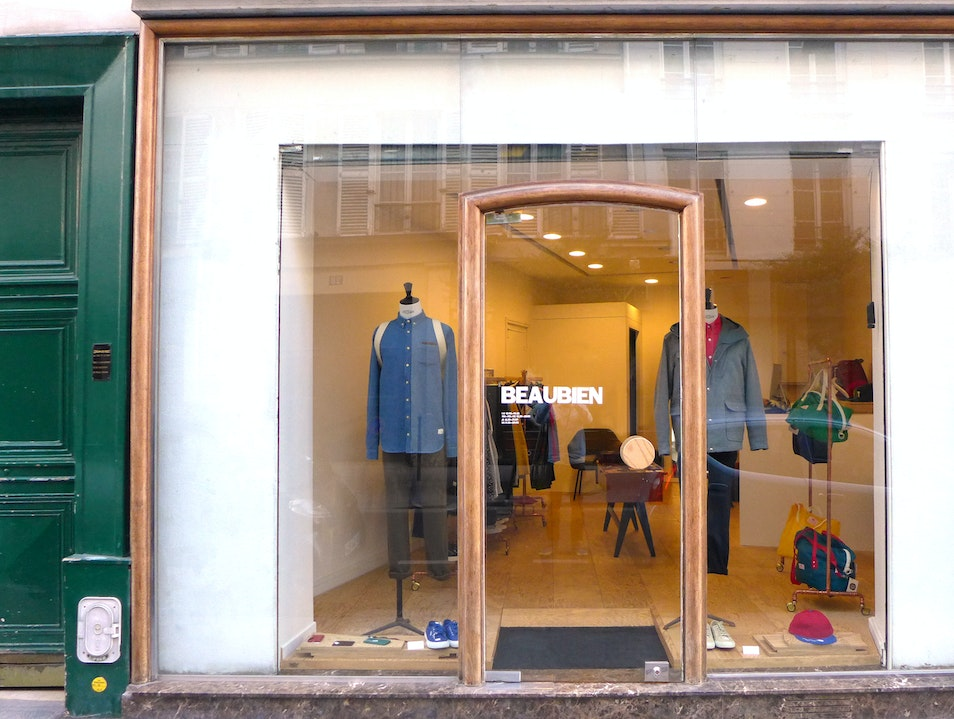 BEAUBIEN- Casual Menswear in Paris Paris  France