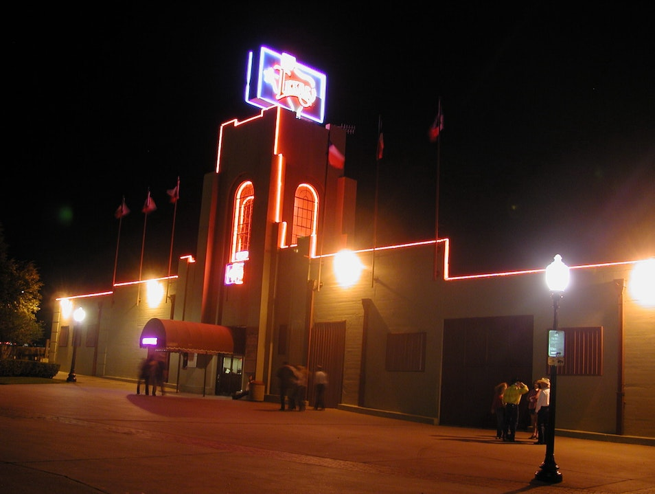 The World's Largest Honky Tonk Fort Worth Texas United States