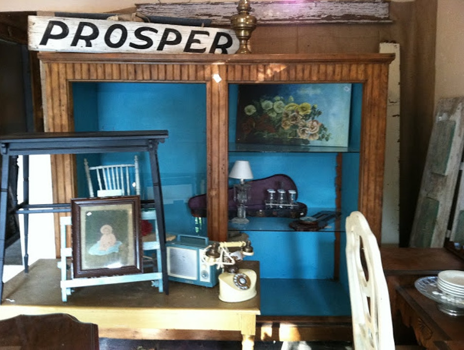 A Shed of Antiques Grapevine Texas United States