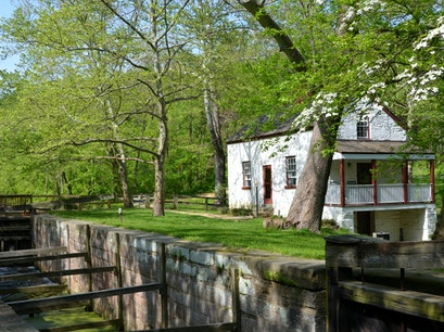 C&O Canal  Bethesda Maryland United States