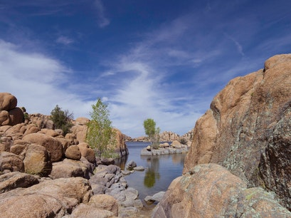 Watson Lake Prescott Arizona United States