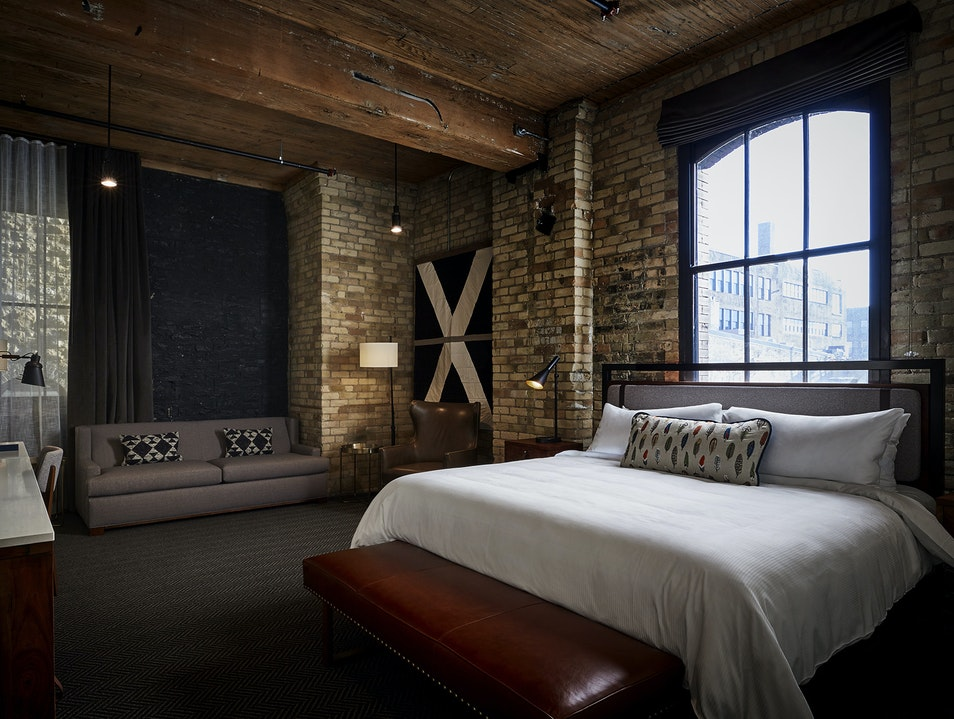 Hewing Hotel  Minnesota United States