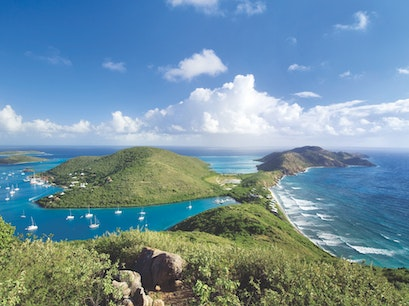 Biras Creek Resort Virgin Gorda  British Virgin Islands