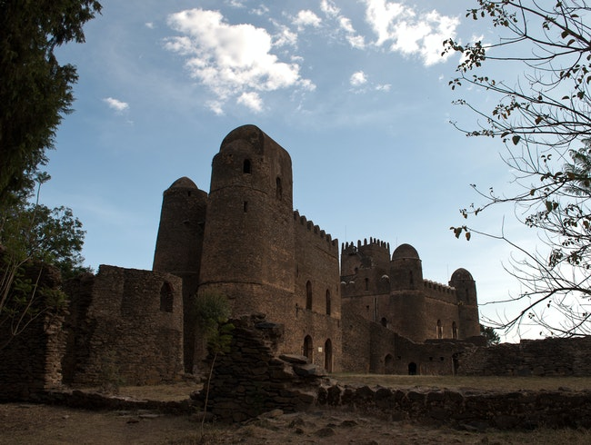 The Castles of Africa