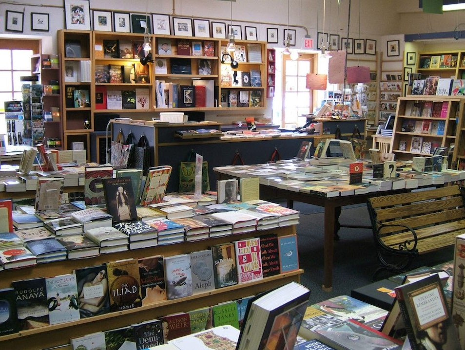 Garcia Street Books Santa Fe New Mexico United States