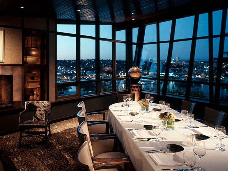 Canlis Seattle Washington United States
