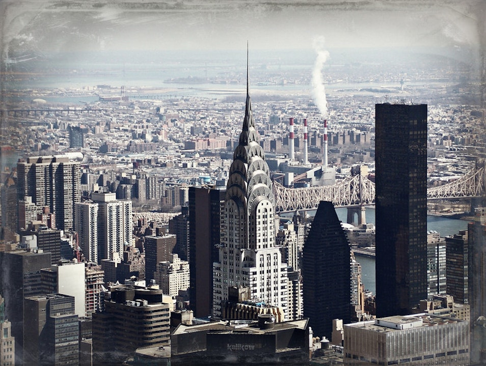 From Empire State Building to the Chrysler Building
