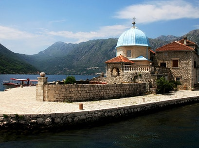 Our Lady of the Rocks, Perast    Montenegro