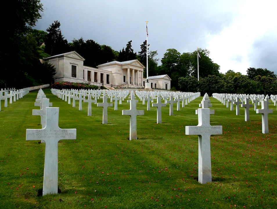 Suresnes American Cemetery and Memorial Suresnes  France