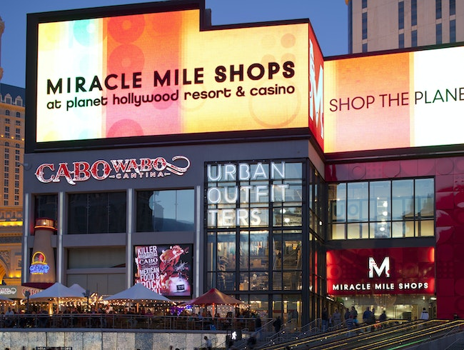 Dozens of Shops on the Miracle Mile