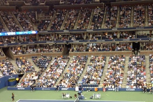 Arthur Ashe Stadium - USTA Billie Jean King National Tennis Center