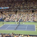 Arthur Ashe Stadium - USTA Billie Jean King National Tennis Center New York New York United States