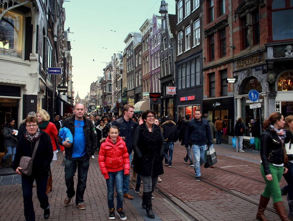 Pump Up Your Shopping on Leidsestraat