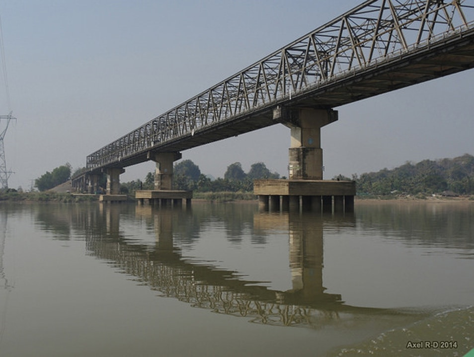 Journey Down the Salween River