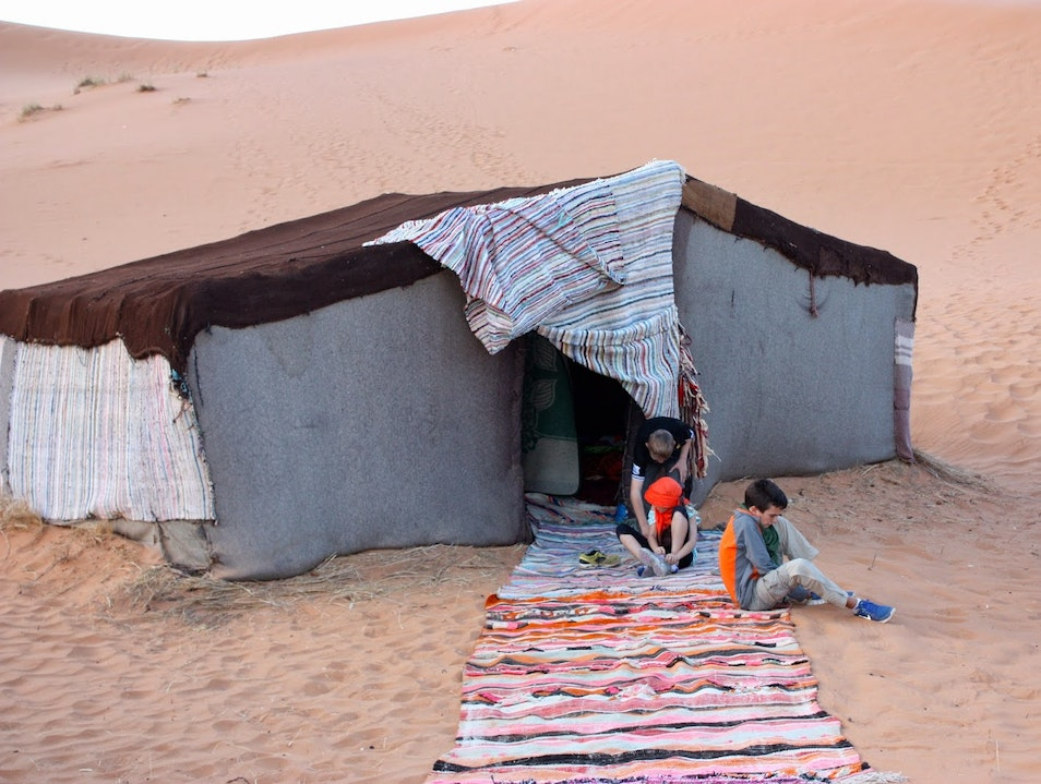 Travel In Morocco Weth Ismail Merzouga  Morocco